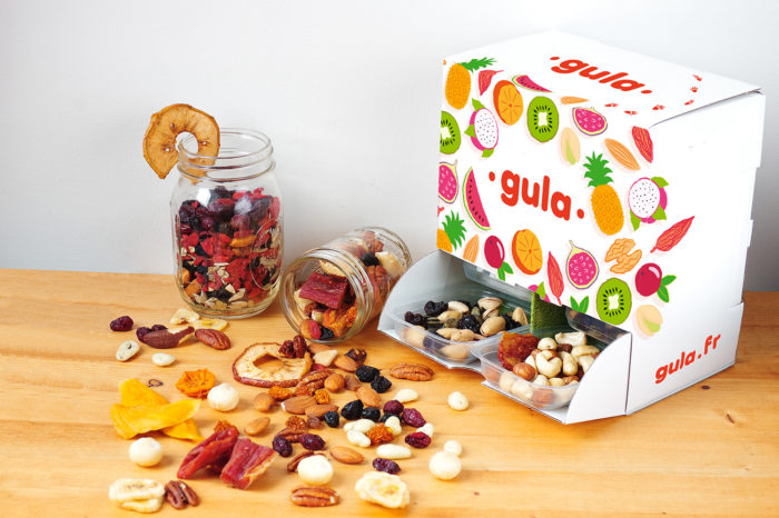 La Gula box, un coffret food pour s'alimenter sainement