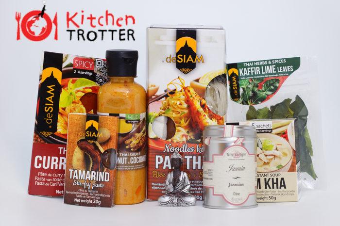 A la découverte des spécialités d'un pays avec Kitchen Trotter