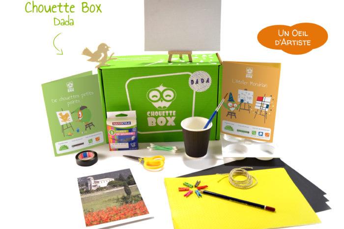 Chouette box, une boîte pour mieux éduquer et éveiller les enfants