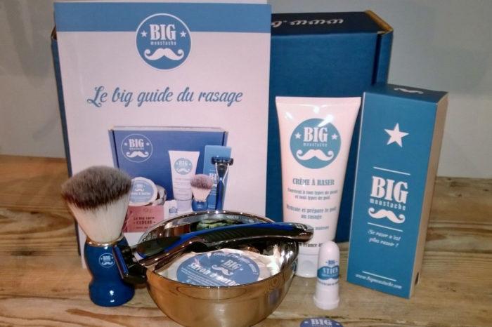 Big Moustache : Pour un rasage parfait