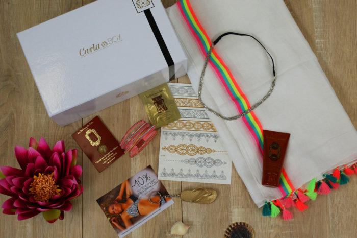 La box Carla, une box idéale pour toutes les saisons