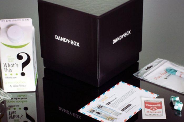 Dandy Box : une box spéciale pour hommes