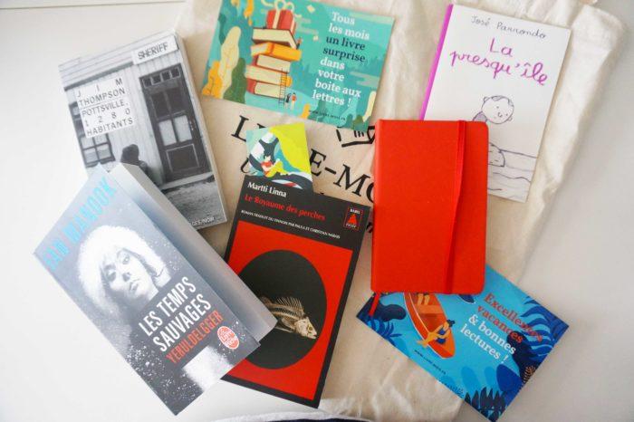 Livre Moi(s) : Un coffret idéal pour les lecteurs
