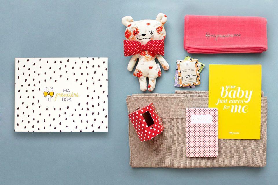 Ma Première box, le cadeau parfait pour un nouveau né - Blog des Box