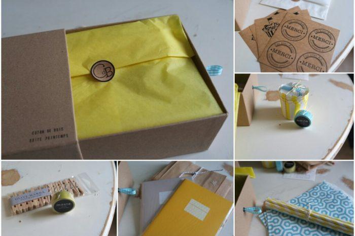 Découvrir la box Coton de Bois pour profiter d'un bon moment