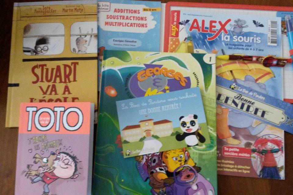 la box de pandore les meilleures s lections de livres pour enfant blog des box. Black Bedroom Furniture Sets. Home Design Ideas
