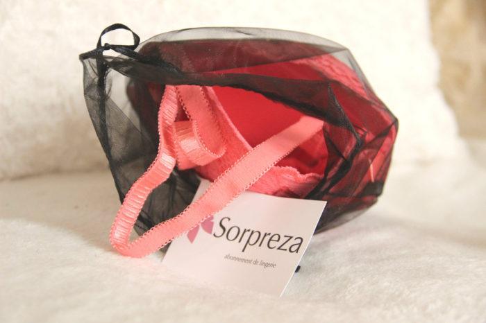 Sorpreza, pour une box de lingerie belle et sexy