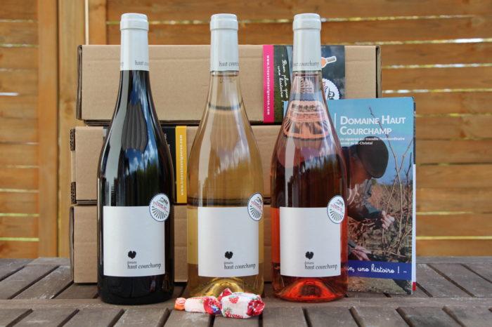 Trouve Ton Vigneron, une box pour mieux apprécier les vins