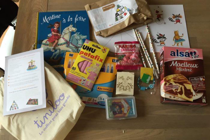 La box Tiniloo, la meilleure alternative pour les futures mamans et leurs bébés