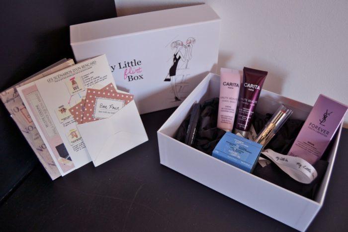 Des produits de beauté haut de gamme avec My Little Box