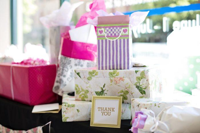 Quelques conseils pour choisir la table de cadeaux de mariage